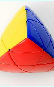 Brinquedos / Cubos Mágicos Alienígeno / Toy magic Cube velocidade lisa Magic Cube quebra-cabeça Arco-Íris Plástico