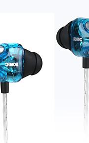 Somic V4 Hovedtelefoner (I Øret)ForMedie Player/Tablet / Mobiltelefon / ComputerWithDJ / Lyd-annulerende / Hi-Fi / Overvågning