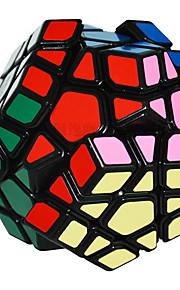 Legetøj / Magiske terninger MegaMinx / Magic Toy Glat Speed Cube Magic Cube puslespil Regnbue ABS