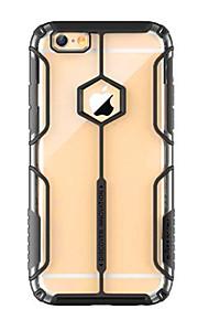 Anti-urto Ultrasottile / Other Gioca con logo Apple PC Difficile Copertura di caso per Apple iPhone 6s Plus/6 Plus / iPhone 6s/6