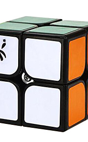 / Cube velocidade lisa 2*2*2 / apaziguadores do stress / Cubos Mágicos Arco-Íris Plástico