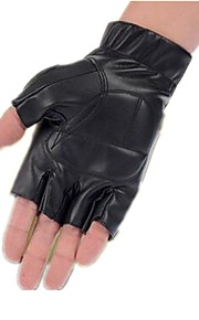 Anti Skid Protection Outdoor Sport Semi Finger Gloves