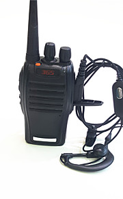365 K-301 Power 5W Frequency 400-470MHZ Remote Site Call For The Restaurant Property And Tourism Situations Applicable