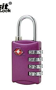 26mm bagage låsa slumpmässiga färger