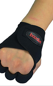 2016 New Fitness Gloves Weight Lifting Gym Workout Training Wrist Wrap Strap Men / Women 1 Pair