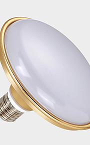 24W E26/E27 LED-globepærer R80 48 SMD 5730 2000LM lm Kjølig hvit Dekorativ / Vanntett AC 220-240 V 1 stk.
