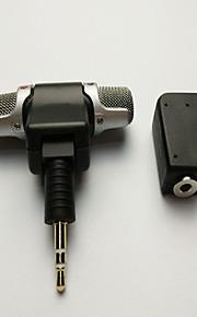 GoPro välineet Mikrofoni / Mikrofoniadapterit Varten Gopro Hero 3 / Gopro Hero 3+ Mukava / NFC Universaali / Sukellus 10000 synteettinen