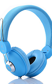 JKR JKR-110 Hoofdtelefoons (hoofdband)ForMediaspeler/tablet / Mobiele telefoon / ComputerWithmet microfoon / DJ / Volume Controle /