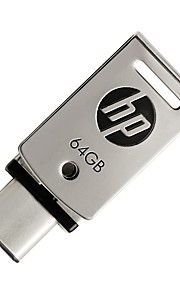 HP X5000 Type-C USB 32G Mobile Computers Dual USB Disk USB3.1 PC