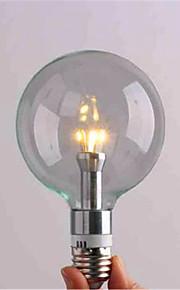 3 / 4 E26/E27 LED-globepærer G95 3 SMD 3528 800 lm Varm hvit / Kjølig hvit Dekorativ AC 220-240 V 1 stk.