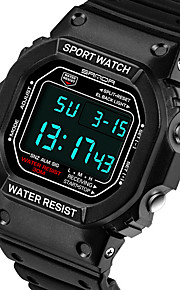 Unissex Relógio Esportivo / Relógio Militar / Smartwatch / Relógio de Moda / Relógio de Pulso Digital / Quartzo JaponêsLED / Cronógrafo /