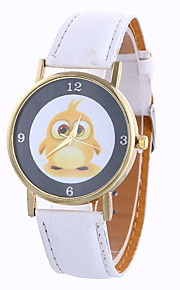 Fashion Girl Quartz Watch Clock Women Leather Casual Dress Women's Lovely Cartoon Wristwatch Cool Watches Unique Watches