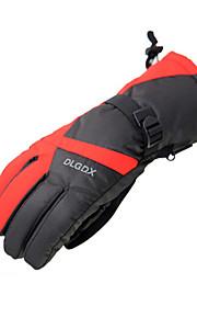 Winter Gloves Men's Anti-skidding / Keep Warm / Waterproof Ski & Snowboard / Snowboarding PU