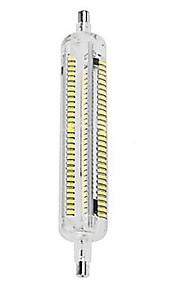 10W R7S LED-maïslampen T 228LED SMD 3014 1380LM lm Warm wit / Koel wit Decoratief V 1 stuks