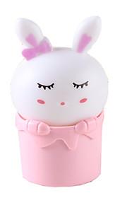 sensor kontroll førte kanin nattlys plug kostnad vegglampe seng lampe babyen natt lampe barnerom bursdagsgave