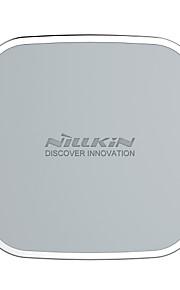 삼성 갤럭시 노키아 LG 전자에 대한 자기 흡입과 nillkin 무선 충전기 자동차 홀더 충전기 제나라 표준