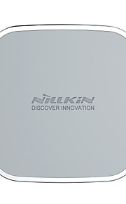 NILLKIN draadloze oplader autohouder oplader qi standaard met magnetische zuigkracht voor Samsung Galaxy nokia lg