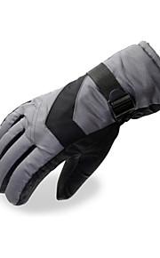 Full Finger / Rękawiczki zimowe Damskie / Męskie Keep Warm / Windproof / Polarowa podszewka Narciarstwo / Snowboard PU