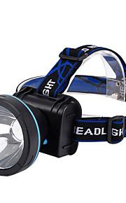 Освещение Налобные фонари LED Other Люмен 1 Режим - литиевая батарейка Диммируемая / Перезаряжаемый / Очень легкие / Высокомощный