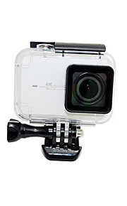 Gopro Accessories Waterproof Housing Waterproof, For-Action Camera,Xiaomi Xiaoyi Others 1 Plastic