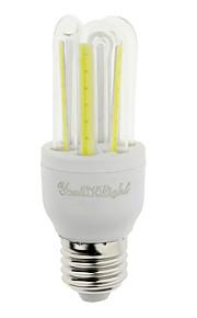 YouOKLight E27 7W 600lm 6000K 6-COB LED White Light Corn Lamp(AC85-265V)