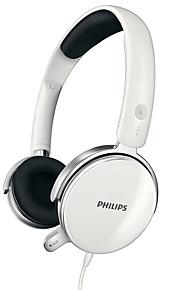 headphone jogo philips shm7110u fones de ouvido com microfone do fone de ouvido fone computador com controle de volume