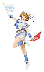 Amar viver Hanayo Koizumi PVC 22cm Figuras de Ação Anime modelo Brinquedos boneca Toy