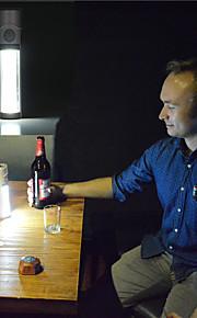 multi-funktion førte motion-sensing nat lys med fakkel nødbelysning udendørs camping 3 AA batterier kræves