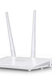 router senza fili ottica f3 attraverso i muri re WIF casa la banda larga wireless bridge 300 mappa