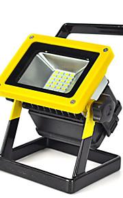 Iluminação Lanternas e Luzes de Tenda LED 2000 Lumens 1 Modo LED 18650.0 Controle de Ângulo / Emergência / Super LeveCampismo / Escursão