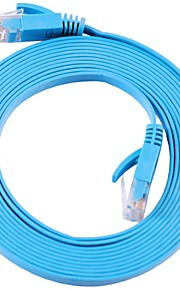 samzhe RJ45 naar RJ45-kabel high speed / verguld