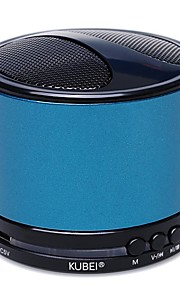 RICHSO Lens Multimedia Mini HIFI Bluetooth Speaker with Stereo FM AUX Wireless Super Bass Built in Mic / USB