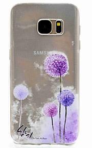 ל תבנית מגן כיסוי אחורי מגן שן הארי רך TPU Samsung S7 edge / S7 / S5 Mini / S5