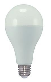 20W E26/E27 LED-globepærer A80 30 SMD 2835 1650,1750,1750 lm Varm hvit AC 220-240 V 1 stk.