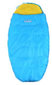 Sleeping Bag Slumber Bag Single 10 Down 1000g 190X50 Camping / Traveling / IndoorWaterproof / Rain-Proof / Windproof / Well-ventilated /