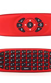 carga de ratón / creativa ratón teclado multimedia / teclado creativa C120