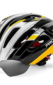 Kadın's / Erkek / Unisex-Dağ / Yol-Bisiklete biniciliği / Dağ Bisikletçiliği / Yol Bisikletçiliği / Eğlence Bisikletçiliği-Kask(Beyaz /