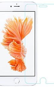 nillkin høy permeabilitet og anti eksplosjon film / 9h hardhet / 2.5D buet kant / eksplosjonssikkert for iphone 7 pluss / 6s pluss / 6