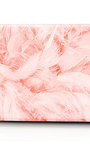 Pink Feathers Pattern MacBook Computer Case For MacBook Air11/13 Pro13/15 Pro with Retina13/15 MacBook12