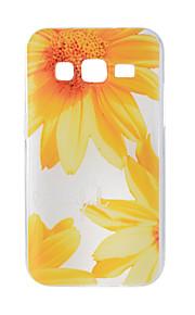 Per Fantasia/disegno Custodia Custodia posteriore Custodia Fiore decorativo Morbido TPU per Samsung Grand Prime / Core Prime