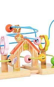 Brinquedos Para meninos discovery Toys Brinquedo Educativo / Brinquedos para Adultos Castelo / Casa Madeira Arco-Íris
