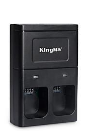Kingma dubbele oplader usb handvat Osmo batterijlader voor dji osmo handheld 4k gimbal