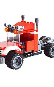 Bonecos & Pelúcias / Blocos de Construir para presente Blocos de Construir Modelo e Blocos de Construção Tanque / Caminhão ABS5 a 7 Anos