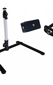Lightweight Support Stand Table Mini Tripod for Digital Camera & Camcorder with Two Clamp