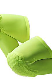 Professional Honeycomb Basketball Knee Slim Slim Warmer Outdoors Sports Knee Bumper Collars Leggings Hosiery Supplies Single Sell