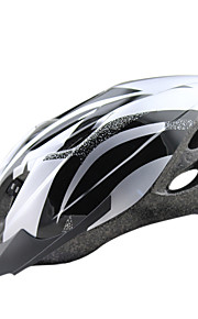 여성용 / 남성용 / 남여 공용 자전거 헬멧 18 통풍구 싸이클링 사이클링 / 산악 사이클링 / 도로 사이클링 / 레크리에이션 사이클링 원 사이즈 PC / EPS 레드 / 블루 / 실버