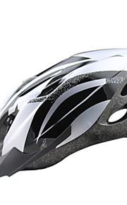 Dam / Herr / Unisex Cykel Hjälm 18 Ventiler Cykelsport Cykling / Bergscykling / Vägcykling / Rekreation Cykling One size PC / epsRöd /