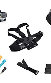 Accessories For GoPro,Chest Harness Front Mounting Case/Bags Buoy Wrist Strap Convenient Dust Proof, For-Action Camera,Gopro Hero 3+