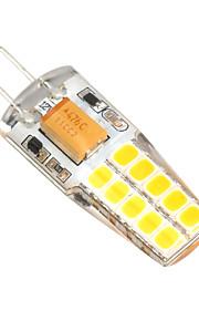 2W G4 2-pins LED-lampen T 20 SMD 2835 280-300 lm Warm wit Koel wit Decoratief V 1 stuks