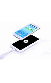 qi trådløs lade 5v 1a trådløs lader pad for samsung S7 kant s6 kant pluss note5 lg g2 g3 g4 eller annen innebygd qi mottaker smart telefon